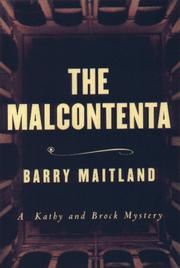 Cover of: The malcontenta | Barry Maitland