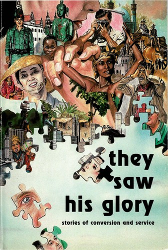 They Saw His Glory by Byron Burkholder, ed.