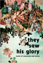 Cover of: They Saw His Glory | Byron Burkholder, ed.
