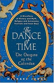 Cover of: The Dance of Time | Michael Judge