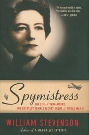 Cover of: Spymistress | William Stevenson