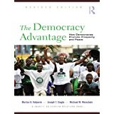 Cover of: The democracy advantage by Morton H. Halperin