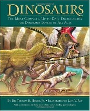 Cover of: Dinosaurs | Thomas R. Holtz