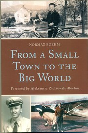 Cover of: From a Small Town to the Big World by Norman Boehm