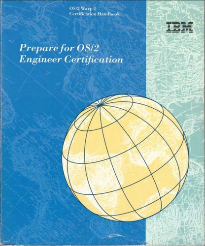 OS/2 Warp Version 4 Certification Handbook by IBM Redbooks