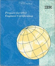 Cover of: OS/2 Warp Version 4 Certification Handbook | IBM Redbooks