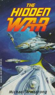 Cover of: THE HIDDEN WAR (Tsr Books) | Michael Armstrong