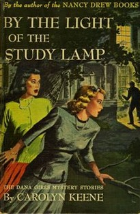 By the light of the study lamp by Carolyn Keene