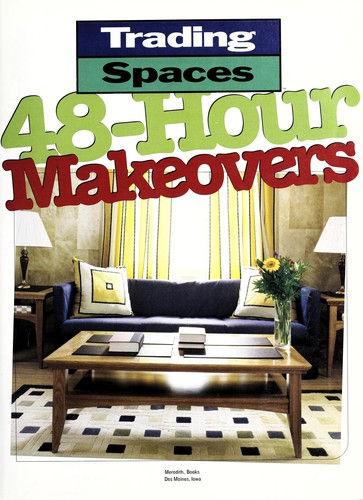 48-hour makeovers by