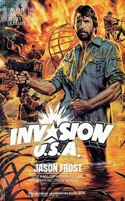 Cover of: Invasion U.S.A | Jason Frost