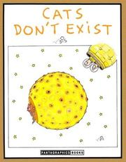 Cover of: Cats Don't Exist | Jis
