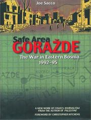 Cover of: Safe Area Gorazde by Joe Sacco
