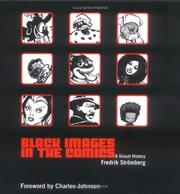 Cover of: Black Images in the Comics | Fredrik Stromberg