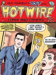 Cover of: Hotwire Comix and Capers | Glenn Head