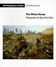 Cover of: The photo essay | Mary Ellen Mark