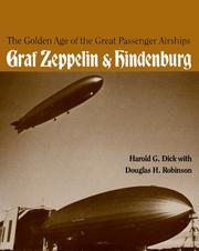 Cover of: Golden Age of the Great Passenger Airships | Dick Hg