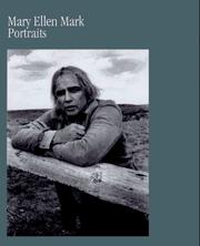 Cover of: Portraits by Mary Ellen Mark