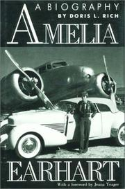 Cover of: Amelia Earhart | Rich D