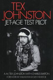 Cover of: TEX JOHNSTON | Johnston Am