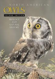 Cover of: NA OWLS | Johnsgard Pa