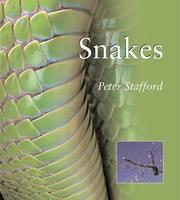 Cover of: SNAKES | Stafford P