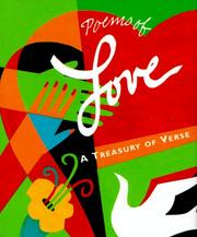 Cover of: Poems of Love | Zita Asbaghi