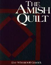 Cover of: The Amish Quilt | Eve Granick