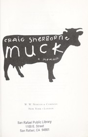 Cover of: Muck | Craig Sherborne