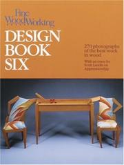 Cover of: Fine Woodworking Design Book Six | Editors of Fine Woodworking Magazine