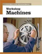 Cover of: Workshop Machines (New Best of Fine Woodworking) | Editors of Fine Woodworking Magazine