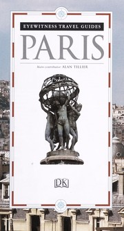Cover of: Paris by Alan Tillier
