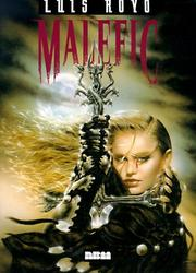Cover of: Malefic | Luis Royo