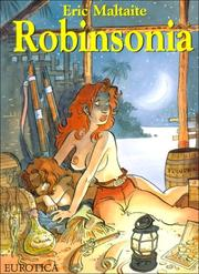Cover of: Robinsonia by Eric Maltaite