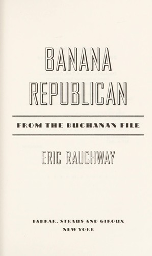 Banana Republican by