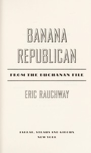 Cover of: Banana Republican by