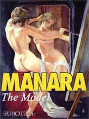 Cover of: The Model | Milo Manara