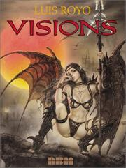 Cover of: Visions | Luis Royo