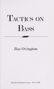 Cover of: Tactics on bass by Ray Ovington