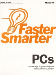 Cover of: Faster smarter PCs | Scott H. Clark