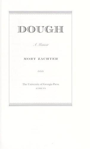 Dough by Mort Zachter