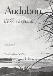 Cover of: Audubon : a biography |