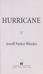 Cover of: Hurricane | Jewell Parker Rhodes