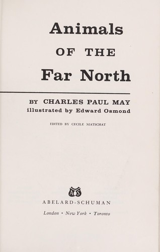 Animals of the far north by