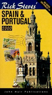 Cover of: Rick Steves'  Spain & Portugal 2000 | Rick Steves