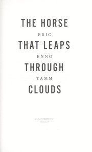 The horse that leaps through clouds