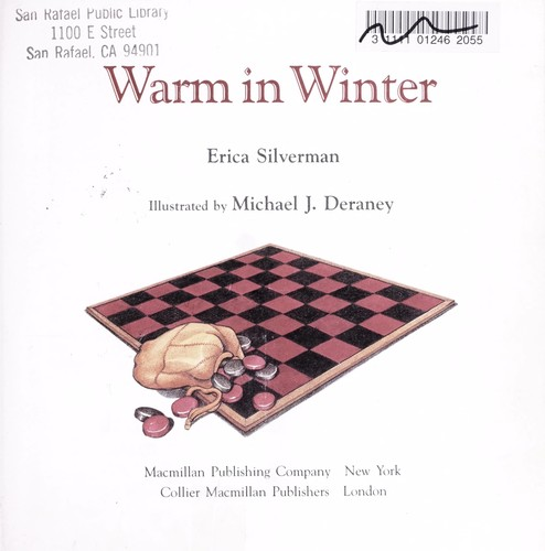 Warm in winter by Erica Silverman