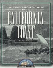 Cover of: Longstreet highroad guide to the California coast | Ken McKowen