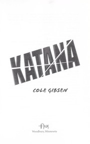 Cover of: Katana | Cole Gibson