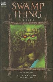 Cover of: Swamp Thing Vol. 3 by Alan Moore