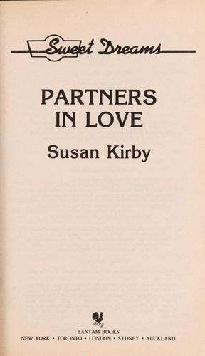 Partners in Love by Susan Kirby
